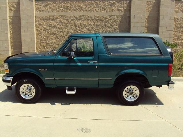 1996 ford bronco xlt for sale in wake forest north carolina. Cars Review. Best American Auto & Cars Review
