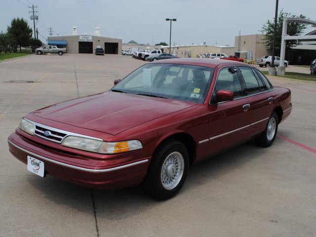 1996 Ford Crown Victoria Lx For Sale In Granbury Texas