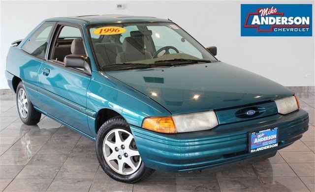 Used 1996 Ford Escort Hatchback