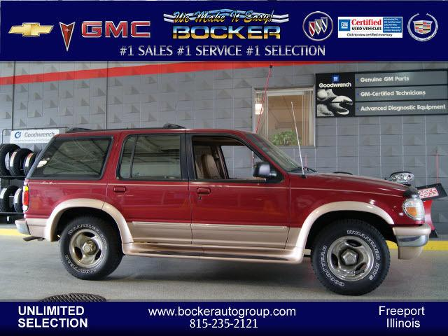 1996 ford explorer eddie bauer for sale in freeport illinois classified. Black Bedroom Furniture Sets. Home Design Ideas