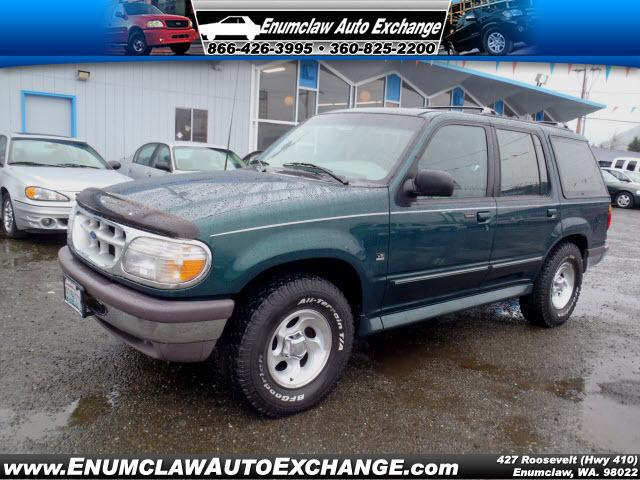 1996 ford explorer xlt for sale in enumclaw washington classified. Black Bedroom Furniture Sets. Home Design Ideas