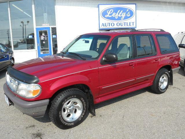 1996 ford explorer xlt for sale in urbandale iowa classified. Black Bedroom Furniture Sets. Home Design Ideas