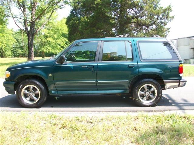 1996 ford explorer xlt for sale in graham north carolina classified. Black Bedroom Furniture Sets. Home Design Ideas