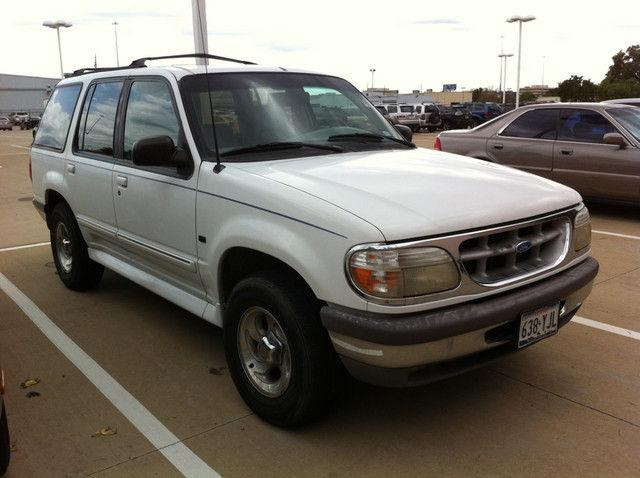 1996 ford explorer xlt for sale in houston texas classified. Black Bedroom Furniture Sets. Home Design Ideas