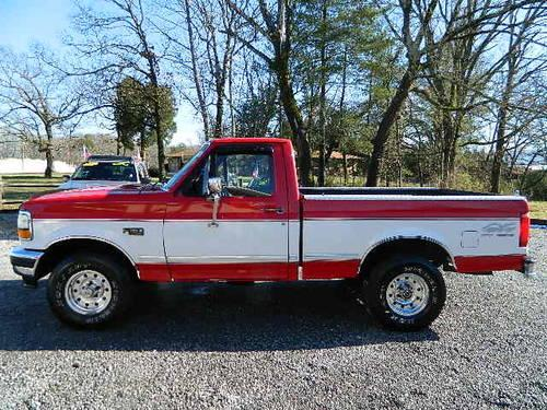 1996 Ford F 150 Reb Cab 4x4 For Sale In Maryville