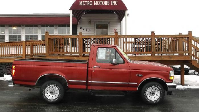 1996 ford f 150 springfield mo for sale in springfield missouri classified. Black Bedroom Furniture Sets. Home Design Ideas