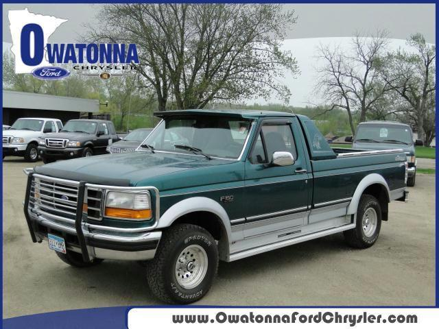 1996 ford f150 for sale in owatonna minnesota classified. Black Bedroom Furniture Sets. Home Design Ideas