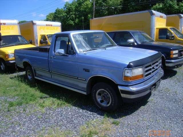 1996 ford f150 for sale in red hill pennsylvania classified. Black Bedroom Furniture Sets. Home Design Ideas