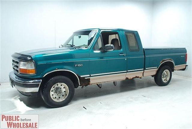 1996 ford f150 for sale in minneapolis minnesota classified. Black Bedroom Furniture Sets. Home Design Ideas