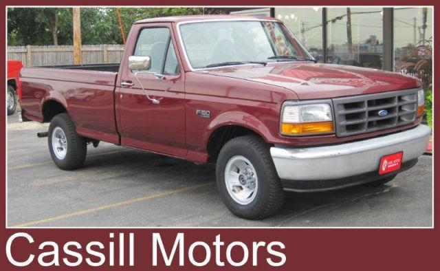 1996 ford f150 for sale in cedar rapids iowa classified. Black Bedroom Furniture Sets. Home Design Ideas