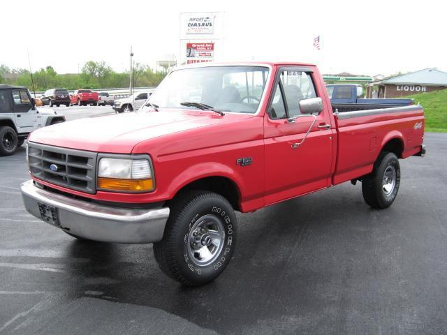 1996 ford f150 xl 1996 ford f 150 car for sale in lawrenceburg ky 4371347371 used cars on. Black Bedroom Furniture Sets. Home Design Ideas
