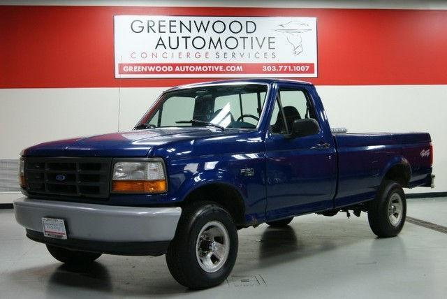 1996 Ford F150 XL