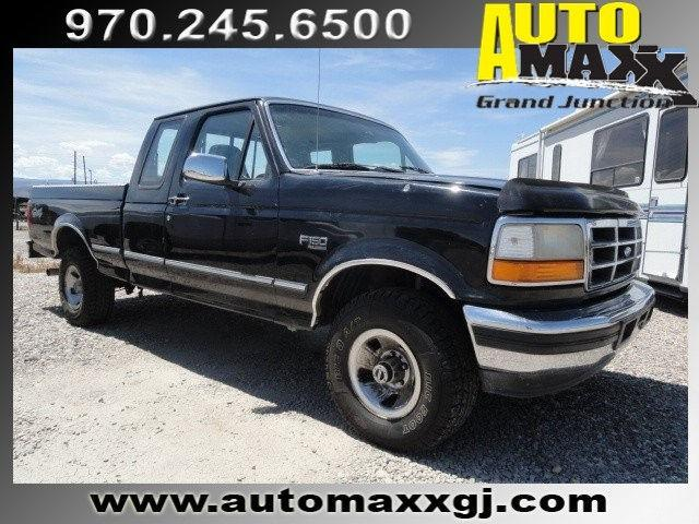 1996 ford f150 xl 1996 ford f 150 car for sale in grand junction co 4369079425 used cars. Black Bedroom Furniture Sets. Home Design Ideas