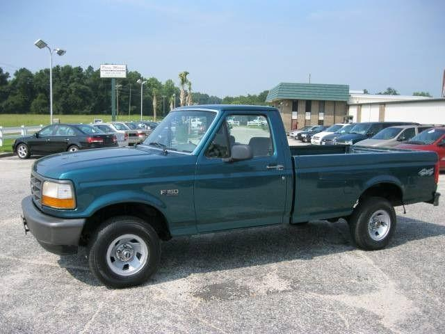 1996 ford f150 xl for sale in hartsville south carolina classified. Black Bedroom Furniture Sets. Home Design Ideas