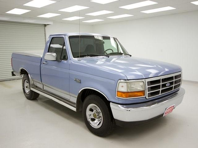 1996 Ford F150 Xl For Sale In Kerrville Texas Classified
