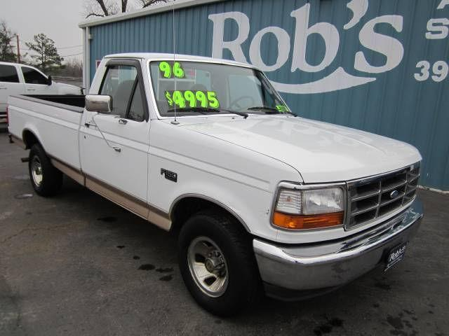 1996 ford f150 xl for sale in skiatook oklahoma classified. Black Bedroom Furniture Sets. Home Design Ideas