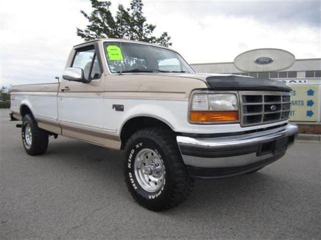 1996 ford f150 xlt for sale in lexington south carolina classified. Black Bedroom Furniture Sets. Home Design Ideas
