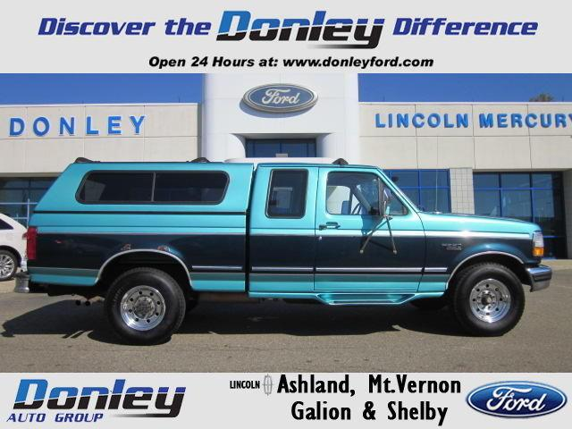 1996 ford f250 for sale in mount vernon ohio classified. Black Bedroom Furniture Sets. Home Design Ideas