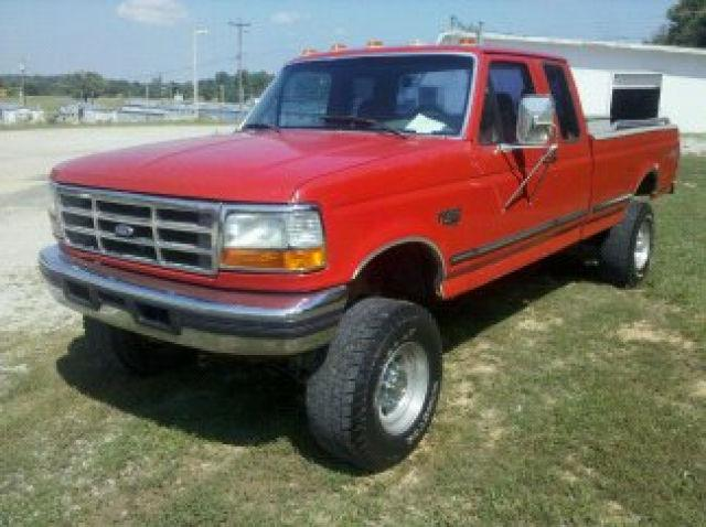 1996 ford f250 xlt for sale in lafayette tennessee classified. Black Bedroom Furniture Sets. Home Design Ideas