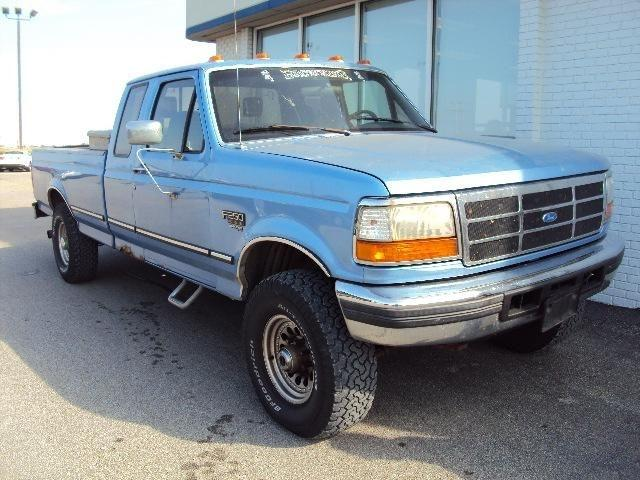 1996 ford f250 for sale in eureka illinois classified. Black Bedroom Furniture Sets. Home Design Ideas