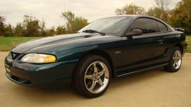 1996 Ford Mustang Gt For Sale In Arlington Texas