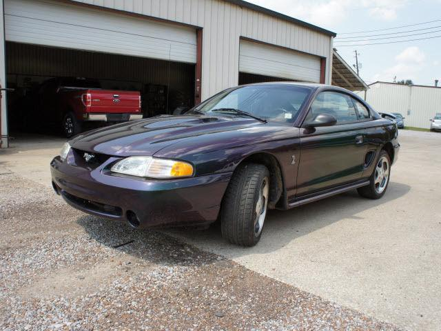 1996 ford mustang svt cobra for sale in union mississippi. Black Bedroom Furniture Sets. Home Design Ideas