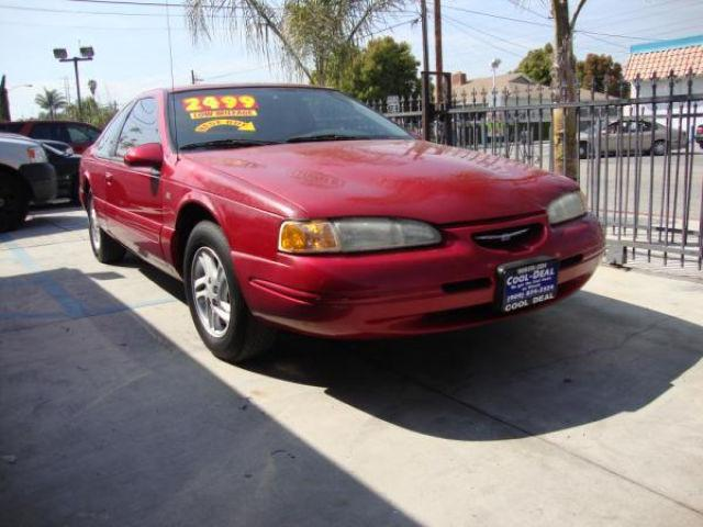 1996 ford thunderbird lx for sale in bloomington. Black Bedroom Furniture Sets. Home Design Ideas