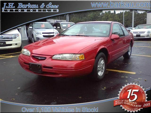 1996 ford thunderbird lx for sale in cedarville illinois. Black Bedroom Furniture Sets. Home Design Ideas