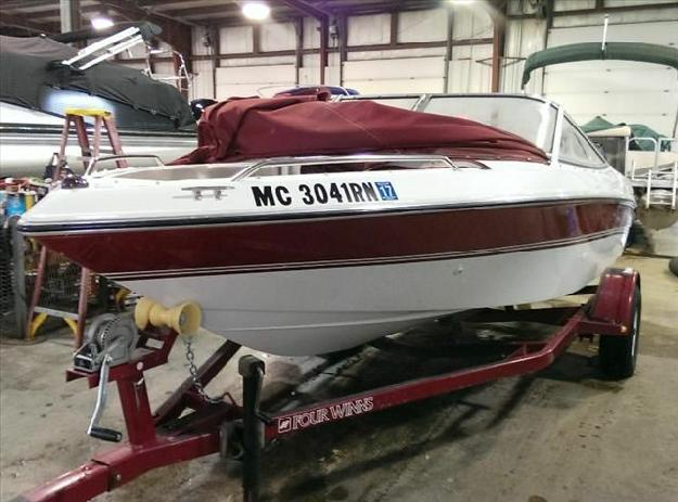 1996 Four Winns 170 For Sale In Howell  Michigan