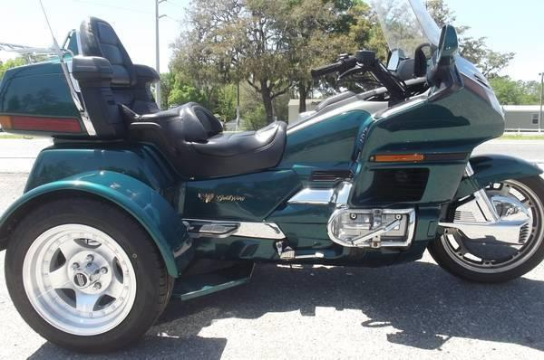 1996 GOLDWING TRIKE...ONLY 33,000 MILES for Sale in Astor ...