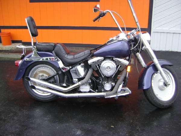 1996 Harley-Davidson Fatboy