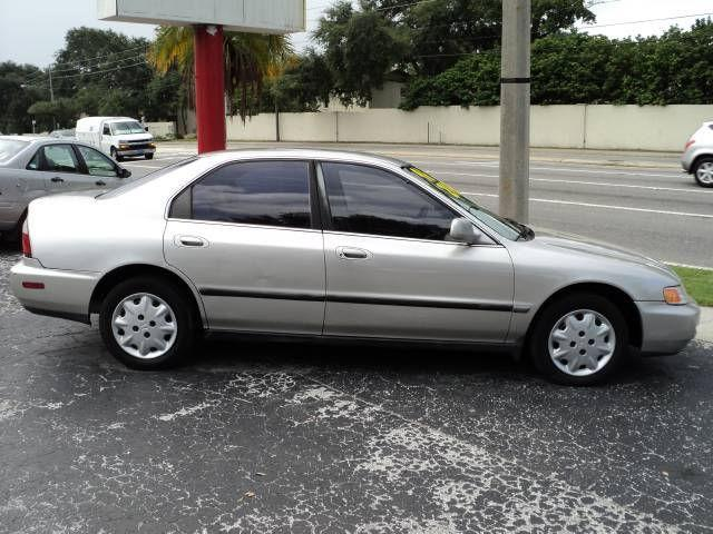 1996 honda accord lx for sale in largo florida classified for Used car commercial 1996 honda accord