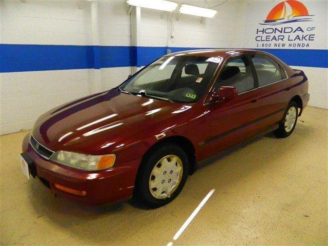 1996 Honda Accord Lx For Sale In Webster Texas Classified