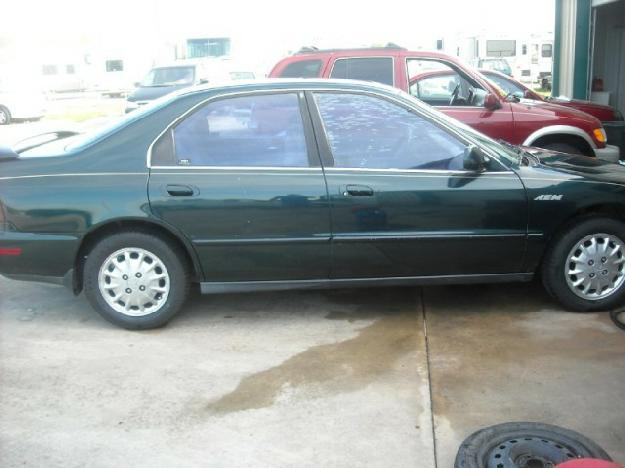 1996 honda accord sdn 4dr sdn ex auto for sale in for Used car commercial 1996 honda accord