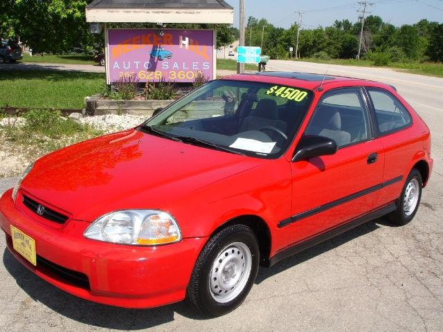 1996 honda civic cx for sale in germantown wisconsin classified. Black Bedroom Furniture Sets. Home Design Ideas