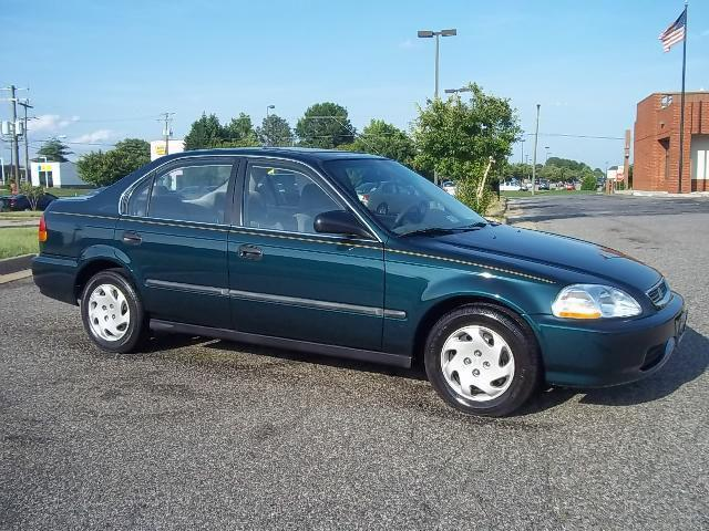 Dependable Drive In Prices >> 1996 Honda Civic LX for Sale in Richmond, Virginia Classified | AmericanListed.com