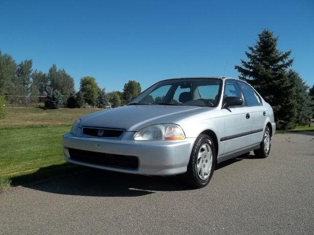 1996 Honda Civic LX