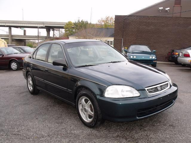 1996 honda civic lx for sale in new albany indiana classified. Black Bedroom Furniture Sets. Home Design Ideas