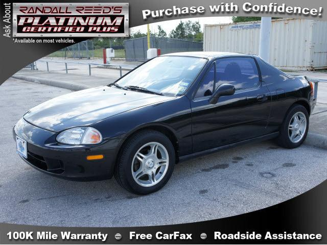 1996 honda del sol for sale in spring texas classified. Black Bedroom Furniture Sets. Home Design Ideas