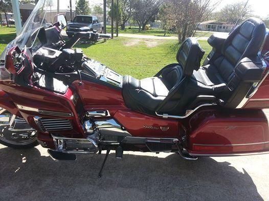 1996 HONDA GOLDWING ASPENCADE for Sale in Belton, Texas ...