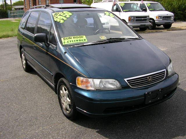 1996 Honda Odyssey EX for Sale in Chesapeake, Virginia ...