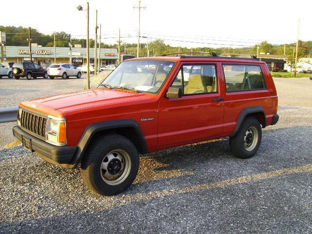 1996 Jeep Cherokee Se For Sale In Portage Pennsylvania
