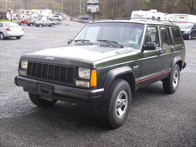 1996 Jeep Cherokee Sport For Sale In Portage Pennsylvania