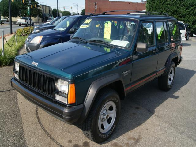 1996 jeep cherokee sport for sale in conover north carolina classified. Black Bedroom Furniture Sets. Home Design Ideas