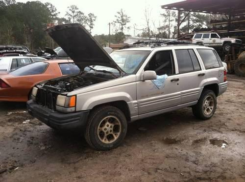 1996 jeep grand cherokee for parts for sale in middleburg florida classified. Black Bedroom Furniture Sets. Home Design Ideas