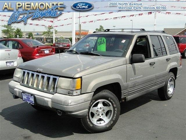 1996 jeep grand cherokee laredo for sale in melrose park illinois. Cars Review. Best American Auto & Cars Review