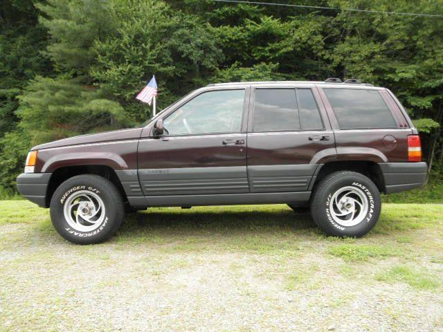 1996 jeep grand cherokee laredo for sale in murphy north carolina. Cars Review. Best American Auto & Cars Review