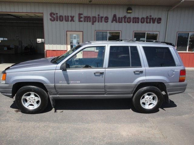 1996 jeep grand cherokee laredo for sale in sioux falls south dakota. Cars Review. Best American Auto & Cars Review