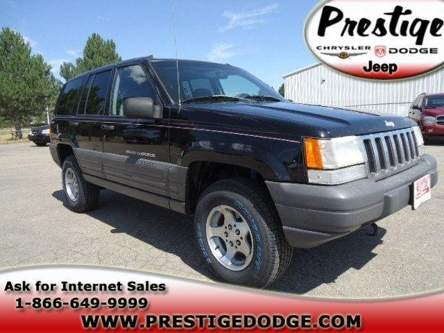 1996 jeep grand cherokee laredo for sale in longmont colorado. Cars Review. Best American Auto & Cars Review