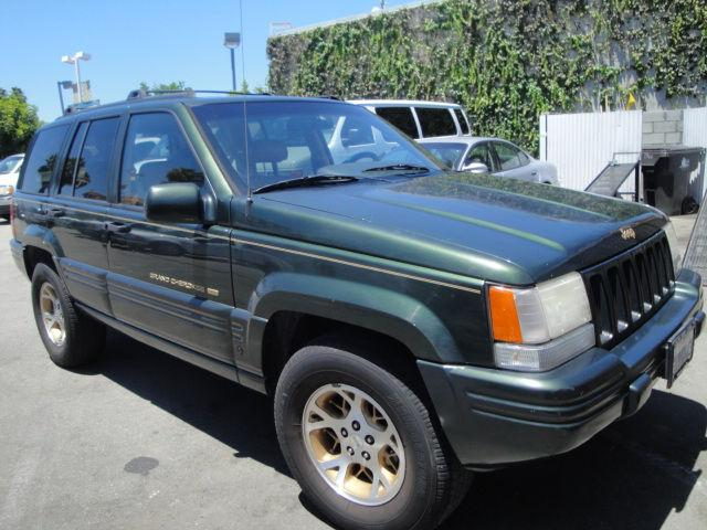 1996 jeep grand cherokee limited for sale in long beach california classified. Black Bedroom Furniture Sets. Home Design Ideas